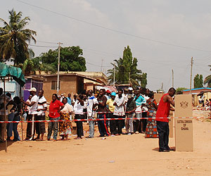voting in accra